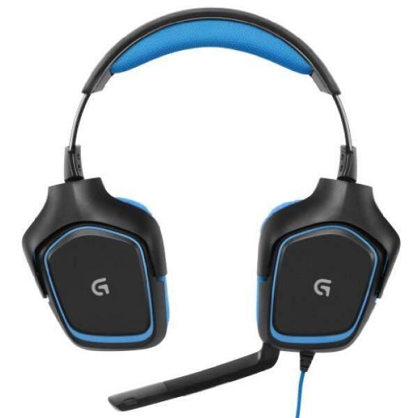 logitech g430 surround sound gaming headset lazada