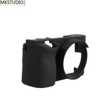 Meking Armor Skin Case Silicone Cover Protector Bag For SONY A6000Mirrorless Camera