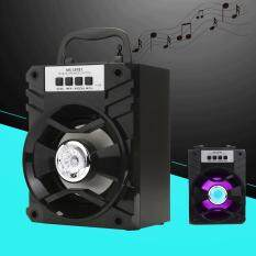 Multimedia Bluetooth Wireless Portable Speaker Super Bass with USB/TF/AUX/FM Radio Malaysia