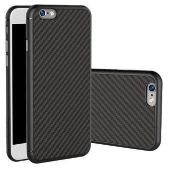 NILLKIN Case for iPhone 6 6s Case NILLKIN Synthetic Fiber CarbonFiber PP Hard Back Cover for Apple 6s Phone Cover Case