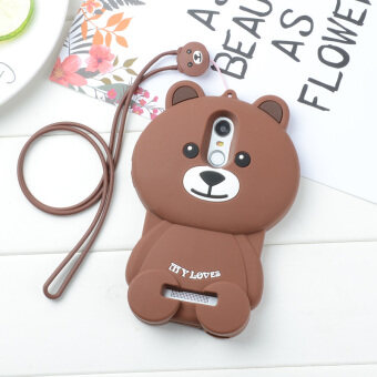 Note3/note3 silicone Redmi phone case lanyard drop-resistant protective case phone case