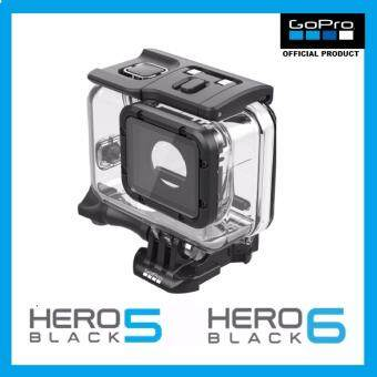 [OFFICIAL PRODUCT] GoPro Hero5 Hero6 Black Edition Black Super Suit Uber Protection + Dive Housing for HERO 5 Black