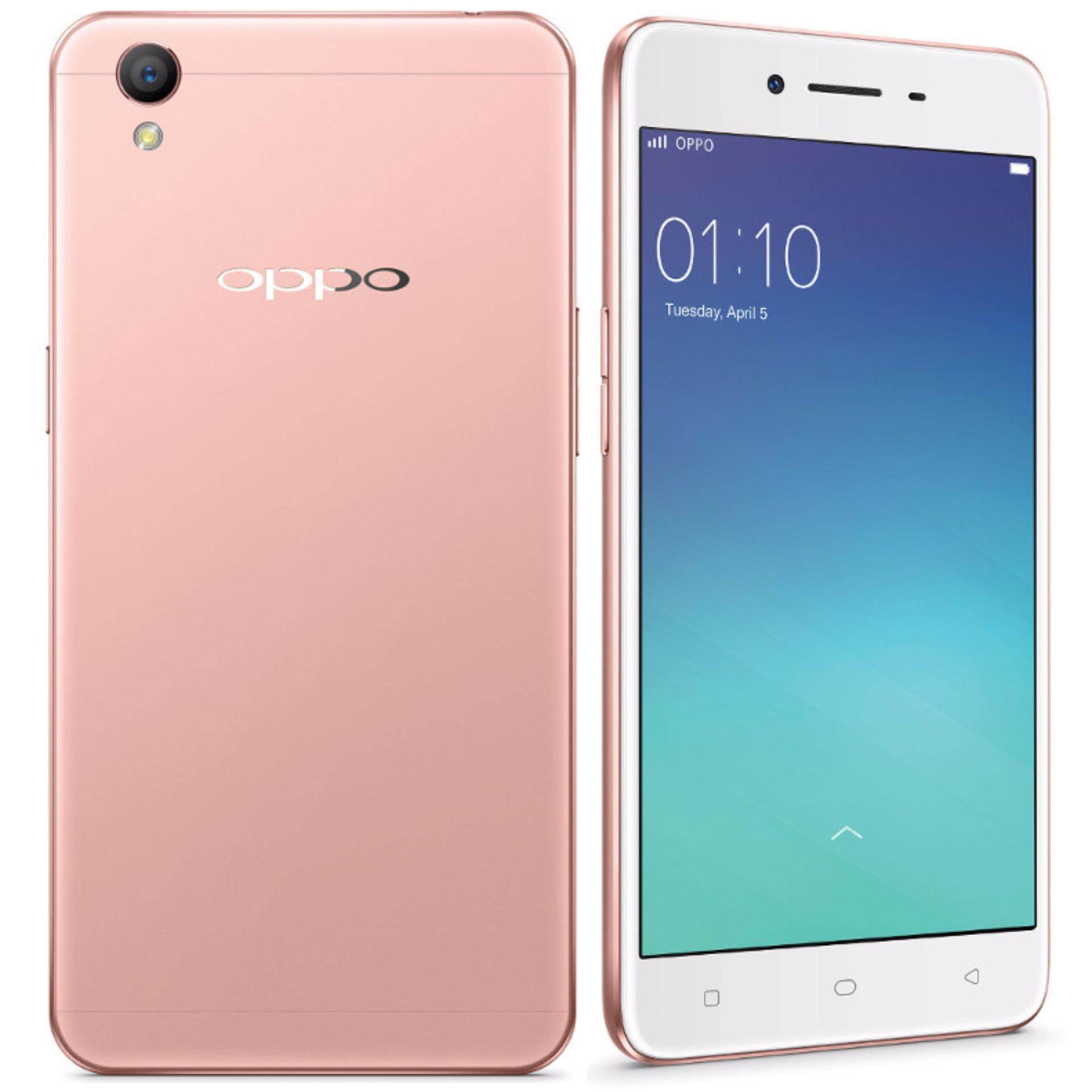 Oppo A  Quadcore Dualsim G Lte Gb Rose Gold