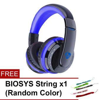 OVLENG MX666 Wireless Bluetooth 4.0EDR Stereo Headset Headphone with Mic, Support FM & TF Card