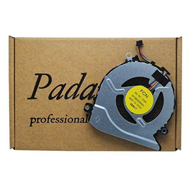Padarsey Laptop CPU Cooling Fan For HP Pavilion 17-G100 17-G101DX 17-G179NB 17-G053US 17-g119dx 17-g121wm 17-G037CY 15-AB 15-AB000 15-AB100 15-AB273CA 15T-AB200 15-ABXXX series 806747-001 812109-01 - intl