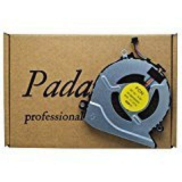 Padarsey Kipas Pendingin CPU Laptop untuk HP Pavilion 17-G100 17-G101DX 17-G179NB 17-G053US 17-g119dx 17-g121wm 17-G037CY 15-AB 15-AB000 15-AB100 15-AB273CA 15T-AB200 15-ABXXX Seri 806747-001 812109-01-Internasional
