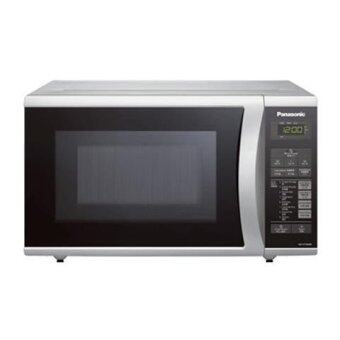 Microwave oven bisque colored countertop