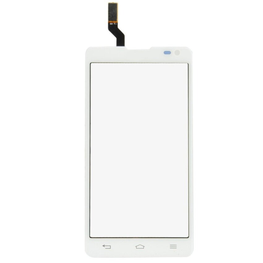 Panel Touch Digitizer Screen for LG Optimus L9 II 2 D605 (White)- - intl
