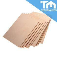 PCB A4 Single Side Copper Clad Laminate Circuit Boards Malaysia