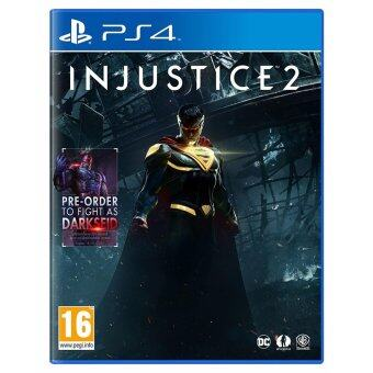 PS4 Injustice 2 (English)