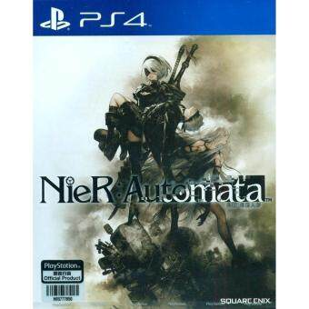 PS4 NIER AUTOMATA (ENGLISH & CHINESE) (R3)
