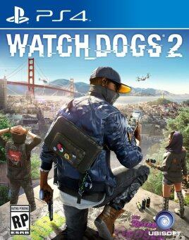 PS4 Watch Dogs 2 (English)