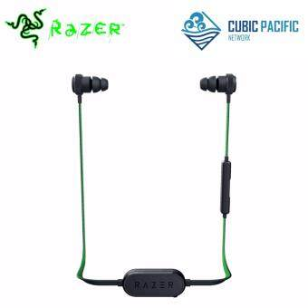 Razer Hammerhead Bluetooth In-Ear Headset(10mm Extra Large Dynamic Drivers, In-line MIC) - RZ04-01930100-R3A1