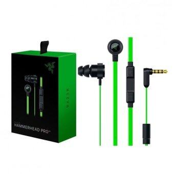 Razer Hammerhead Pro V2 (2016) In-Ear Headphones In-line Volume& Mic