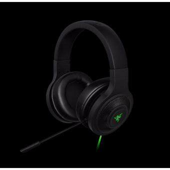 Razer Kraken USB Gaming Headphone (RZ04-01200100-R3M1) - 7.1Virtual Surround, Unidirectional Analog Microphone, Compatible withPS4