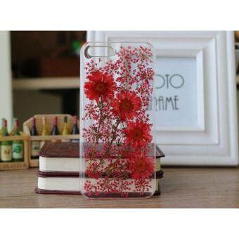 Real Flower Phone Case Iphone 6plus/6s plus 5.5 Inch