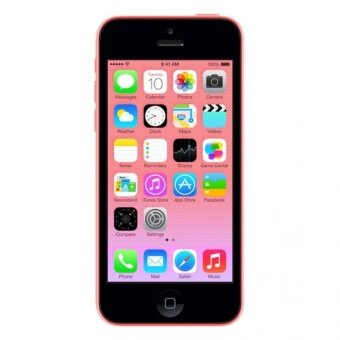 (Refurbished) Apple iphone 5c 16gb (Pink) (Grade A)