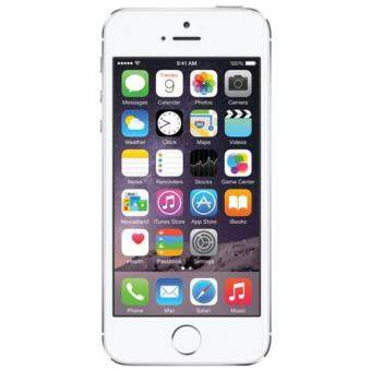 (Refurbished) Apple iPhone 5s 16gb (Silver) [Grade A]