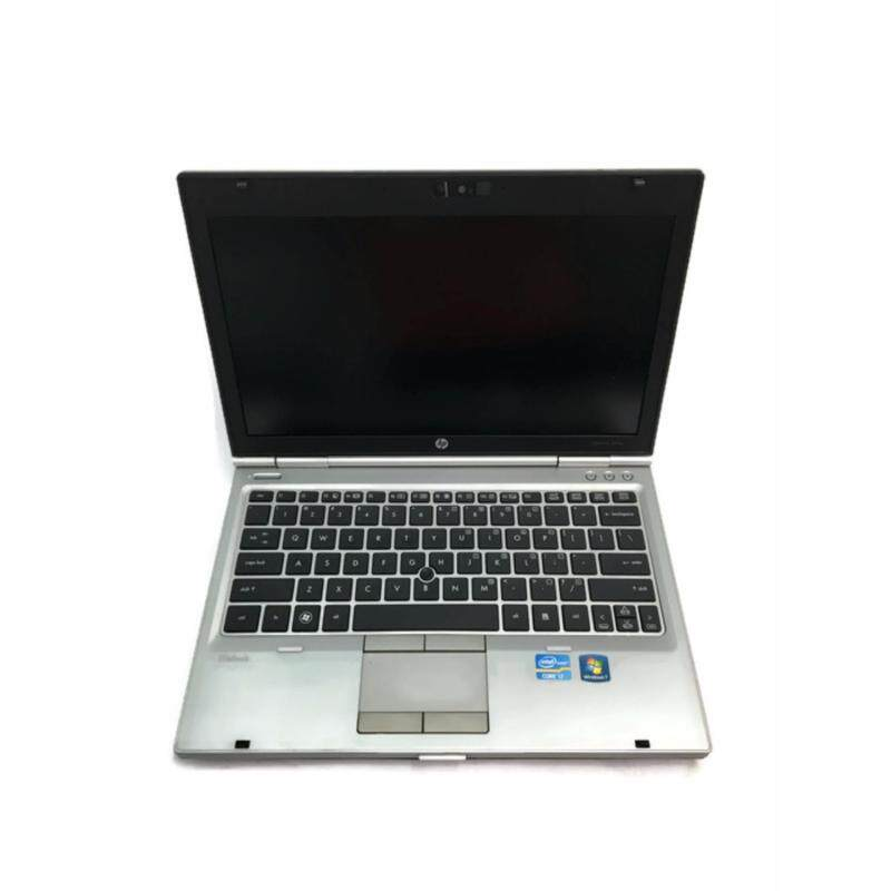 (REFURBISHED) HP EliteBook 2560p Notebook i7-2640m 2.8GHz 4G RAM 320GB HDD Webcam 12.5 Windows 7 upgraded to Windows 10 Pro Malaysia