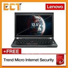 (Refurbished) Lenovo ThinkPad X230 Business Class Notebook (i5-3320M 3.30hz,500GB,4GB,12.5,W7P) Malaysia