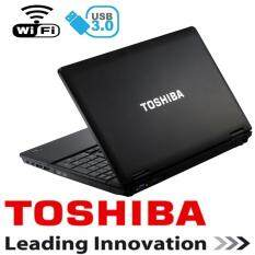 ( Refurbished ) Toshiba Satellite intel core i3 2GB 250GB build in wifi usb 3.0 w7pro laptop notebook Malaysia