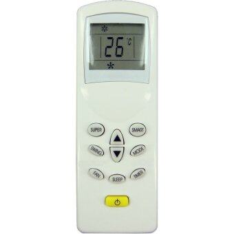 replacement mistral air conditioner remote control dg11d1. Black Bedroom Furniture Sets. Home Design Ideas