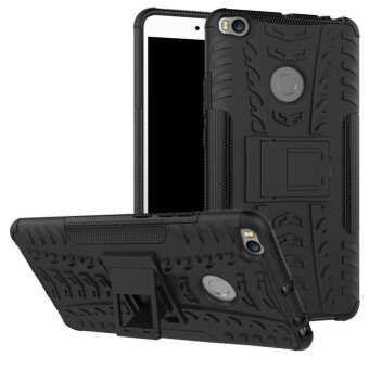 Rugged Heavy Duty Armor Hard Back Cover Case for Xiaomi Mi Max 6.4Inches Stand Case with Kickstand
