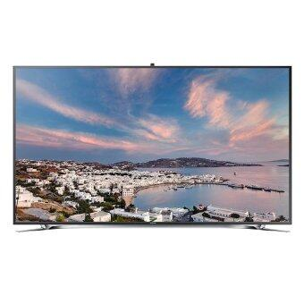 "Samsung 65"" LED 3D Smart Ultra HD TV Black - Series 9 UA65F9000"