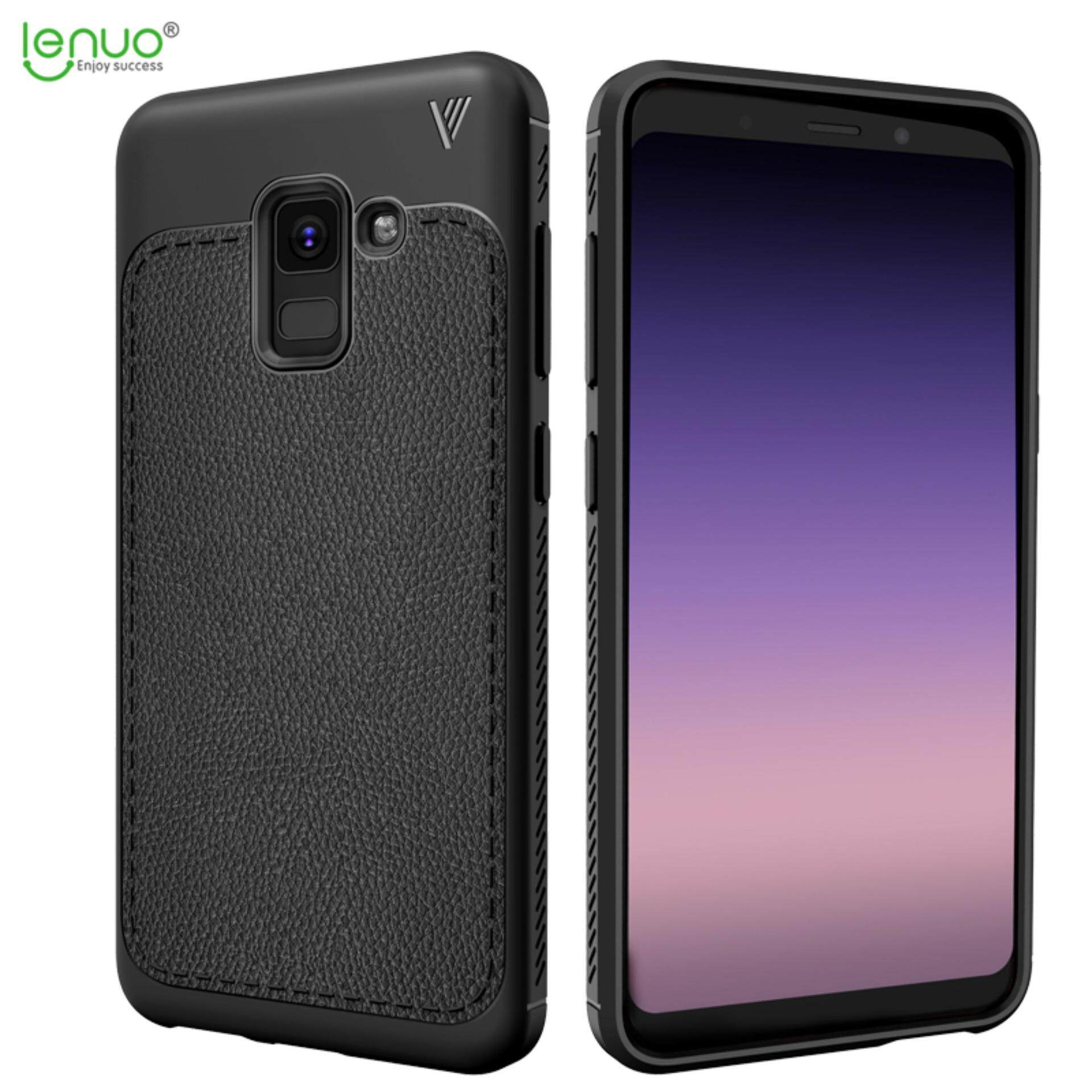 Slim Armor & Spider Thermoplastic Source · Samsung Galaxy A8 2018 Case Lenuo .