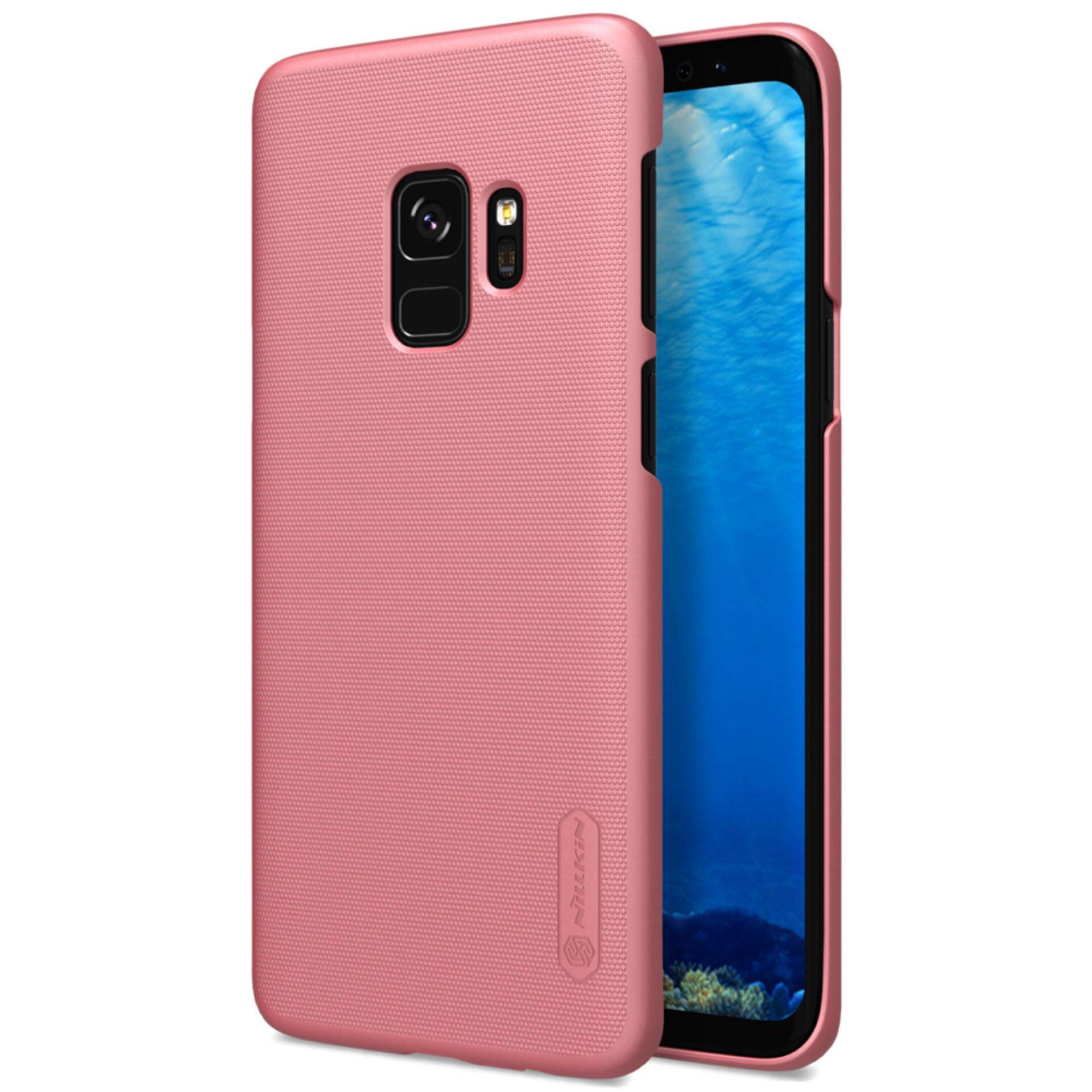 Samsung Galaxy S9 Case, Nillkin Super Frosted Shield with Screen Protector Matte Ultra Thin Protective