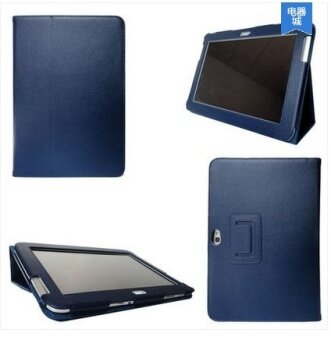 Samsung gt-p5100 tablet holster p7500 protective sleeve p5110 leather P7510 protective sleeve tablet accessories