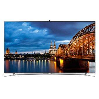 """Samsung UA65F8000 Series 8 LED 3D Smart Full HD TV 65"""" Black"""