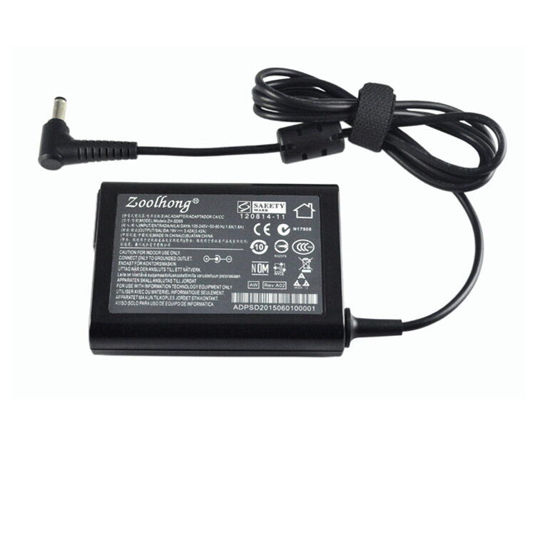 5 2v 2 5a 13w Ac Laptop Tablet Power Adapter Charger For