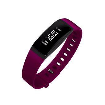 Smart Band Blood Pressure Watch V07S Smart Bracelet Watch Heart Rate Monitor SmartBand Wireless Fitness For Android IOS Phone