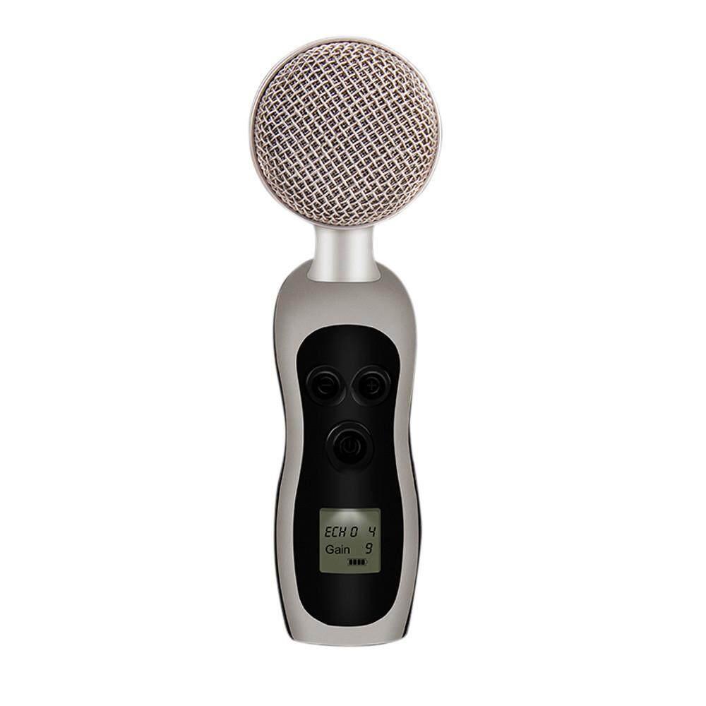SRS Premium Surround Sound Home Karaoke Metaphone Mikrofon Player untuk Ponsel PC Laptop-Intl