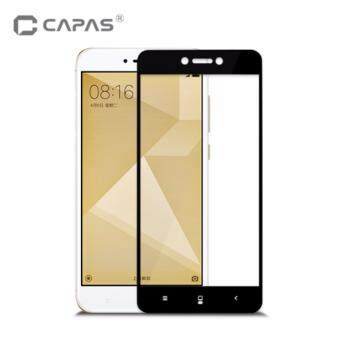 Tempered Glass for Xiaomi Redmi 4X Screen Protector Almost FullCover Protective Film