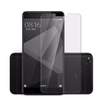 Tempered Glass Screen Protector For Xiaomi Redmi 4x - Clear