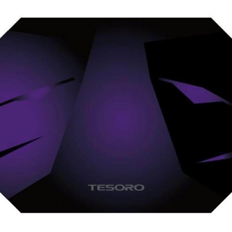 Tesoro Aegis X4 3D Fabric High Density Texture Anti-Slip Rubber Base Stitched L370 x W440 x H4mm Gaming Mouse Pad TS-X4 - intl Singapore