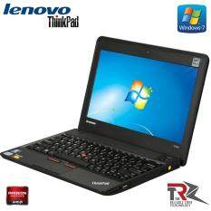 ThinkPad Laptop X Series X130e (062223U) AMD Dual-Core Processor E-450 (1.65 GHz) 4 GB Memory 320 GB HDD AMD Radeon HD 6320 11.6 Windows 7 Professional 64-BIT Malaysia