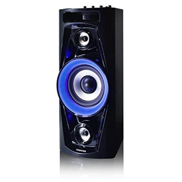 Toshiba TY-ASC40 Rechargeable Wireless Bluetooth Audio Streaming Party Speaker System - intl
