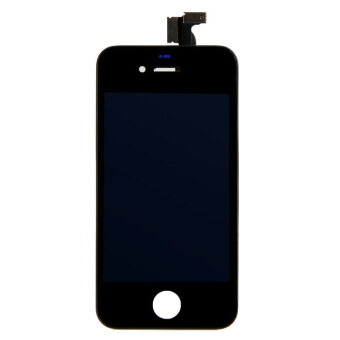 Touch Digitizer Screen LCD Display Assembly for iPhone 4 (Black)-