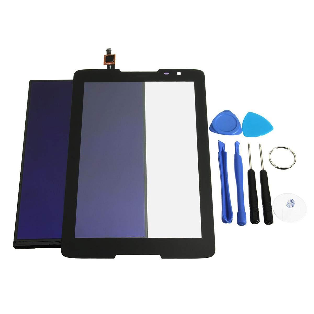Layar Sentuh Digitizer + LCD Display + Alat untuk Lenovo IdeaTab A8-50 A5500 A5500F-Intl