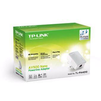 TP-Link AV500 Powerline Starter Kit - TL-PA4010(UK)