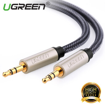 UGREEN 3.5mm Male to Male Auxiliary Aux Stereo HiFi Cable (0.5m) -Intl