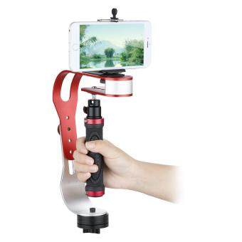 Video Handheld Stabilizer For Gopro Iphone DV Camera &Camcorder With Phone Holder