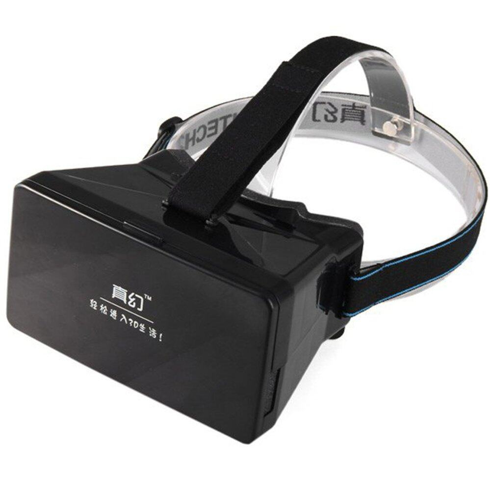 【GoodPrice-Tech】 Virtual Reality RITECH I VR 3D Polarized Glasses Movies Games Google Cardboard With Resin Lens For 3.5 to 5