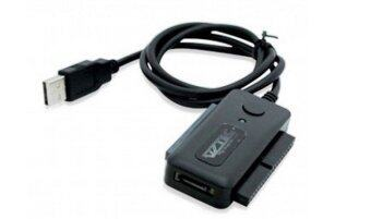 Vztec Usb 2.0 To Ide / Sata Cable With Power Adapter (Vz-Ua2259)
