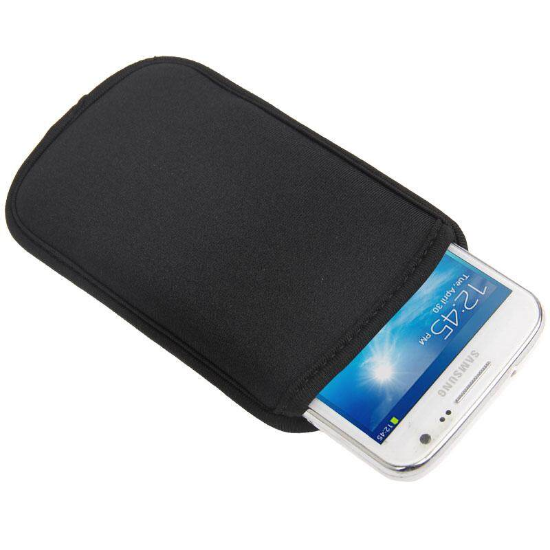 Waterproof Material Case / Carry Bag for Samsung Galaxy S IV mini / i9190, Galaxy S III mini / i8190, Galaxy S II / i9100 - intl