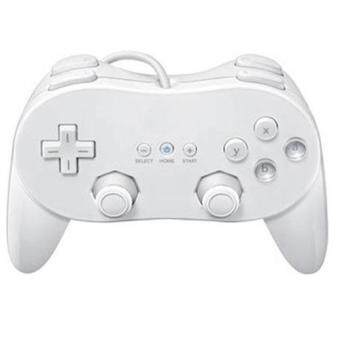Wii Classical Controller Pro White