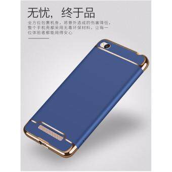 Xiaomi Redmi 4A Protection Matte Case Cover Casing (DiamondBlue)